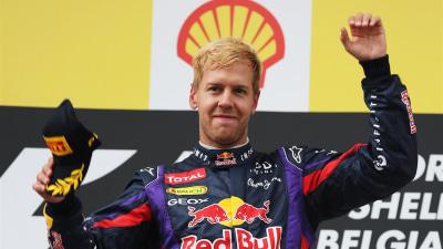 2013 F1 Belgian GP: Sebastian Vettel Takes Victory At Spa