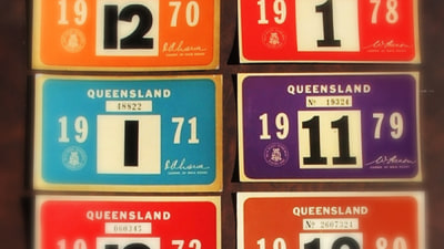 Queensland MP Wants Vehicle Registration Stickers Abolished