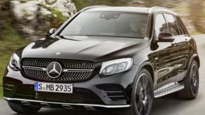 Mercedes-AMG GLC43 4Matic revealed