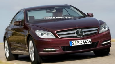 2011 Mercedes-Benz S-Class Coupe Previewed And Spied In Testing