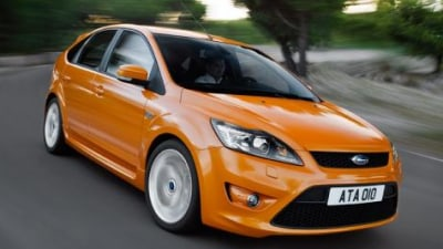 2009 Ford Focus ST gets styling update
