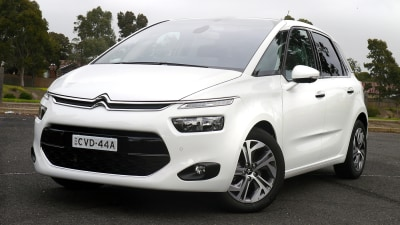 2015 Citroen C4 Picasso Review: Glasshouse Views And Niche Appeal