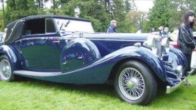 Aston Martin Set to Revive Lagonda