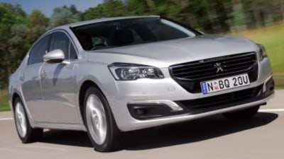 Peugeot 508 Active car pool review