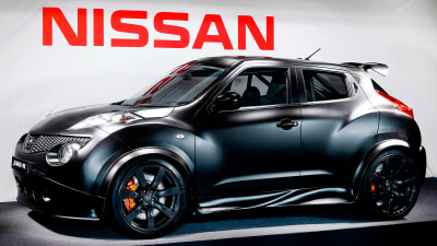 Nissan Juke-R Concept Revealed, 358kW On Tap