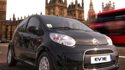 All-Electric Citroën C1 Hits The UK