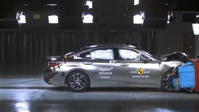Mercedes, Mazda and Lexus get five-star ANCAP