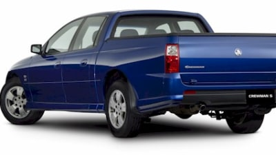 VE Commodore dual-cab concept confirmed