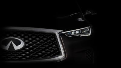 Infiniti Teases Its Own LA Auto Show Debut