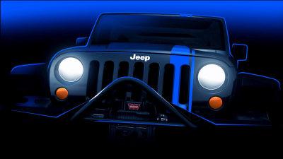 Jeep Safari Gets Six Concepts