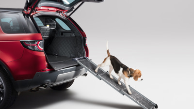 Land Rover readies pet-friendly accessories