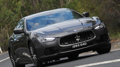 Maserati Ghibli And Quattroporte Recalled For Fix To Driver-side Floor Mats