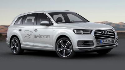 Audi EV SUV Confirmed, Will Borrow R8 e-tron Tech