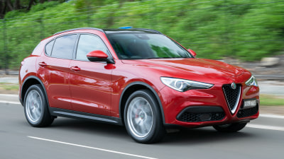 Alfa Romeo Stelvio Ti 2018 first drive review