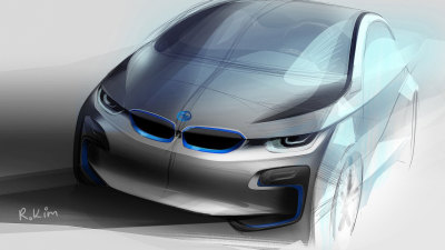 BMW Closing In On Decision For Production i5