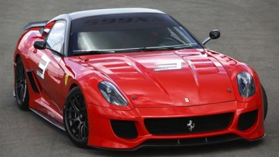 Ferrari Releases Official Pics Of 599XX