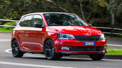 2017 Skoda Fabia range review