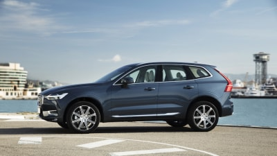 2017 Volvo XC60 Overseas Preview Drive   Scandinavian Style And Safety Makes For An Impressive Package