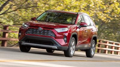 Toyota RAV4 2019 first drive international review
