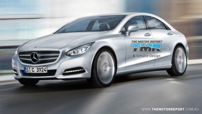 2014 Mercedes-Benz C-Class Previewed: Speculation