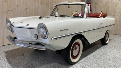 1964 Amphicar Model 770 for sale in Canada