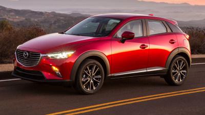 Mazda CX-3 SUV: 'March Can't Come Soon Enough'