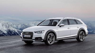 2016 Audi A4 Allroad Revealed – Detroit Auto Show