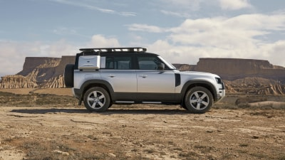2020 Land Rover Defender 110 priced from $69,990