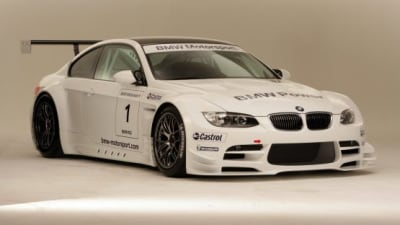 BMW Motorsport Division To Offer Racing Parts?