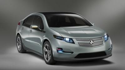 2012 Holden Volt Images Released