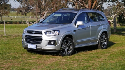 2016 Holden Captiva LTZ Diesel REVIEW | The Budget Seven Seat Solution