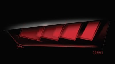 Audi Teases The Next Evolution In Lighting Technology With OLED Matrix: Video