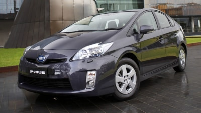 2010 Toyota Prius i-Tech Road Test Review