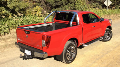Nissan Navara NP300 King Cab ST-X REVIEW | The Right Combination For Work And Play