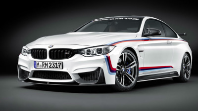 BMW M2 And M4 - M Performance Parts On Display At SEMA
