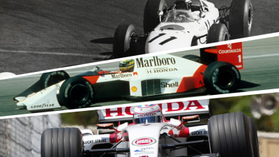 F1: Honda's Return To Formula One Continues Long Racing Tradition