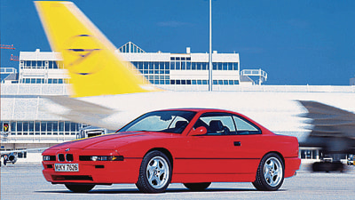 Remember when: The first BMW 8-Series