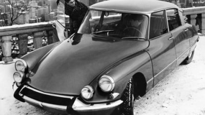 Second Coming For Citroën DS