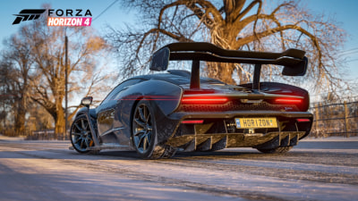 Hitting the road with Forza Horizon 4