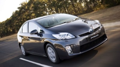 2010 Toyota Prius Set To Be Greenest Car In Australia