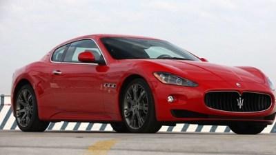2009 Maserati GranTurismo S and Quattroporte to Make Australian Debut at Sydney