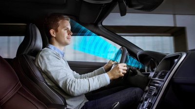 Volvo Researching 'Driver Sensors': Cars Getting To Know You