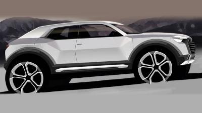 Audi Q1 Confirmed, Concept Teased
