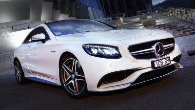 2015 Mercedes-AMG S 63 Coupe: Price And Features For Australia