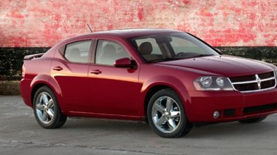 Dodge Avenger Switching To Rear Wheel Drive For Next Generation: Report