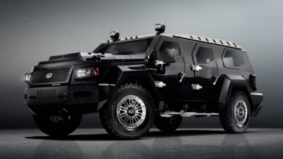 Conquest Evade Brings The Armoured Look, Without The Armour