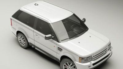 ARK ReDesign Developing 3-Door Range Rover Sport