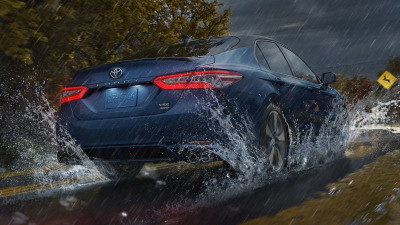 Toyota Camry AWD revealed in the US, but not coming to Australia