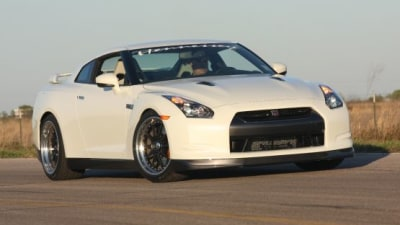 VIDEO: Hennessey 2009 Nissan GT-R GTR700 Performance Times