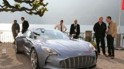 Aston Martin One-77 Fully Revealed In Production Form